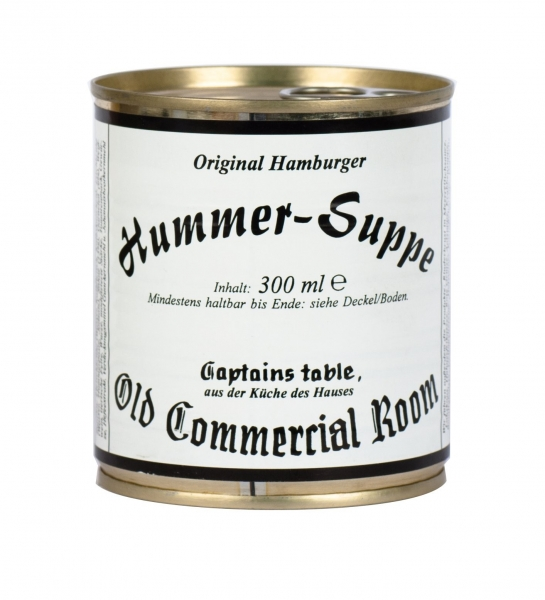 Hummer-Creme-Suppe 300ml
