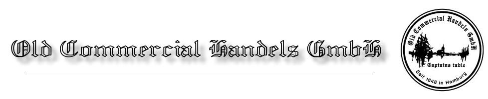 Old Commercial Handels GmbH-Logo