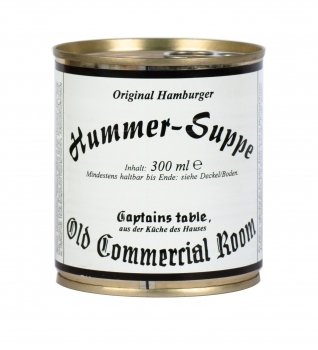 Hummer-Creme-Suppe - 300ml