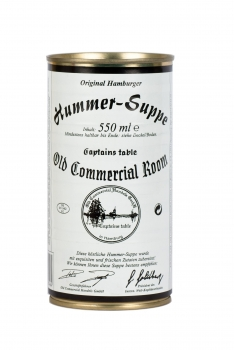 Hummer-Creme-Suppe - 550ml